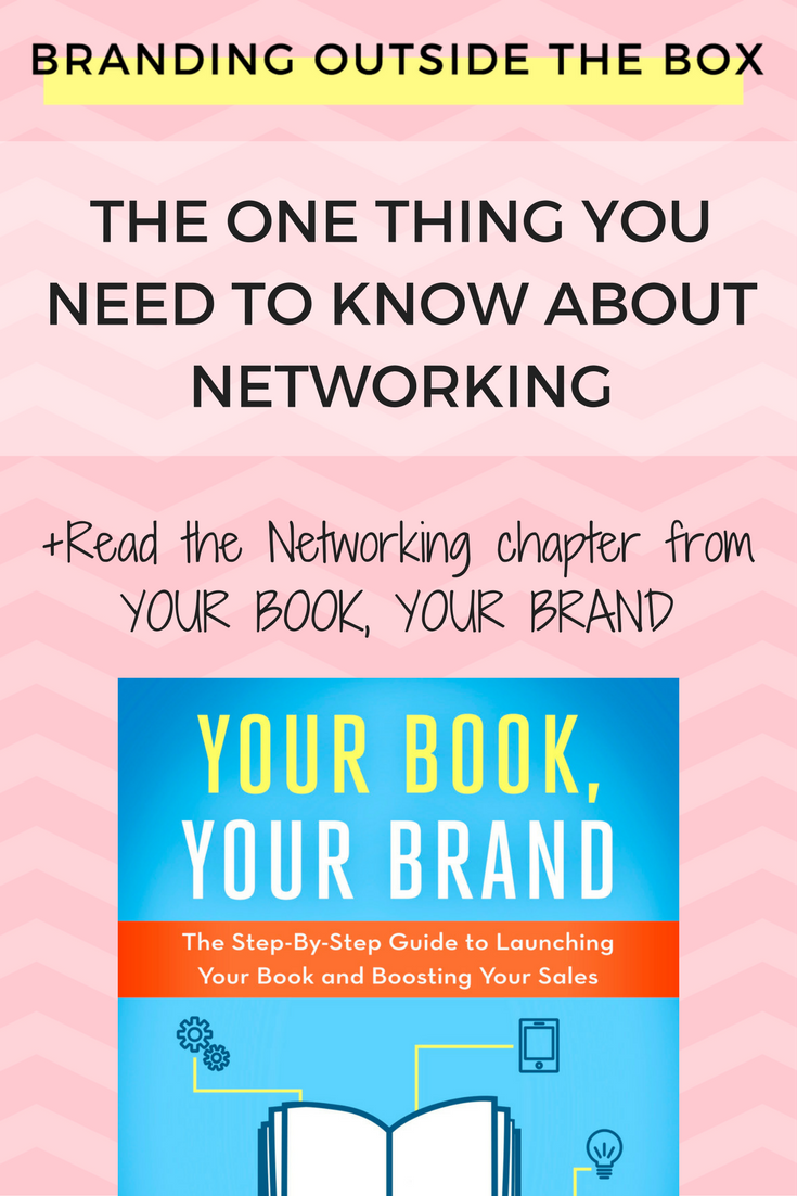 The One Thing You Need to Know About Networking