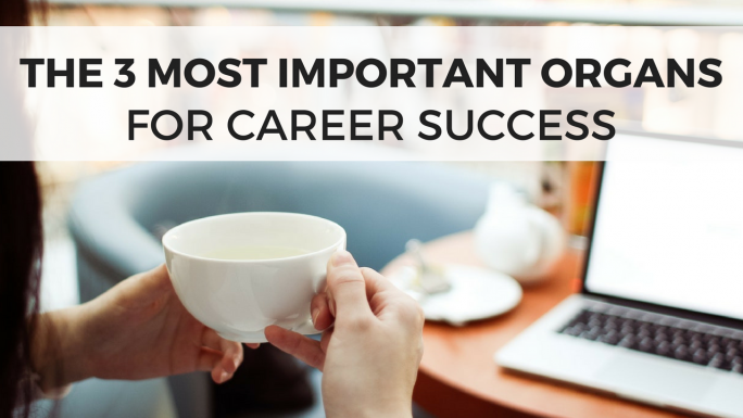 The 3 Most Important Organs for Career Success
