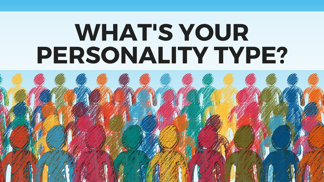 Whats Your Personality Type? - Branding Outside The Box
