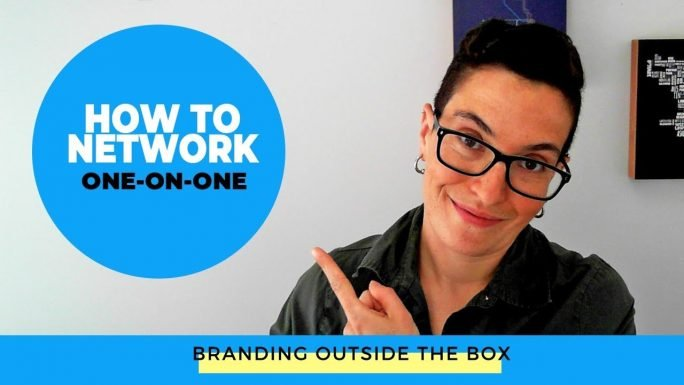 How to Network One-on-One