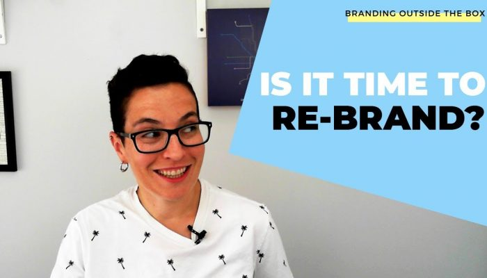 When is it time to re-brand?
