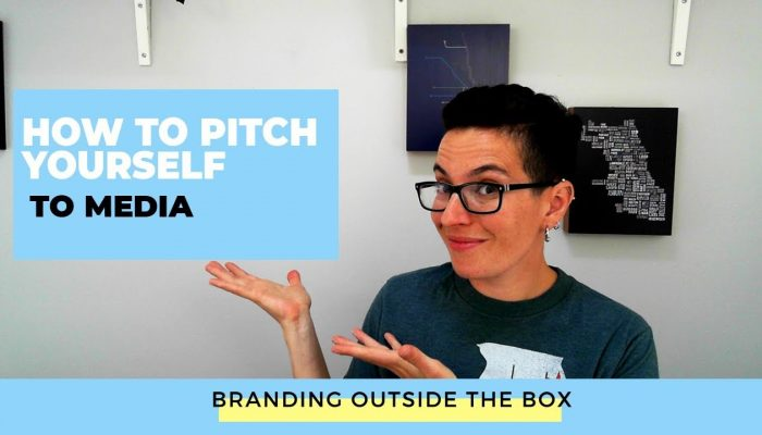 How to Pitch Yourself to Media