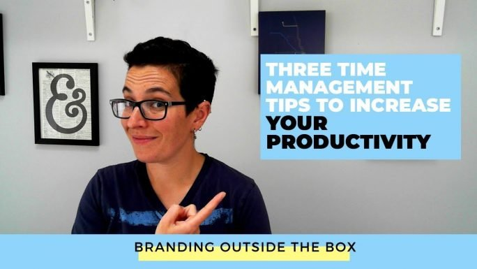 3 Time Management Tips to Increase Your Productivity