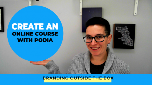 Create an Online Course Using Podia