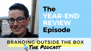 branding outside the box year end review