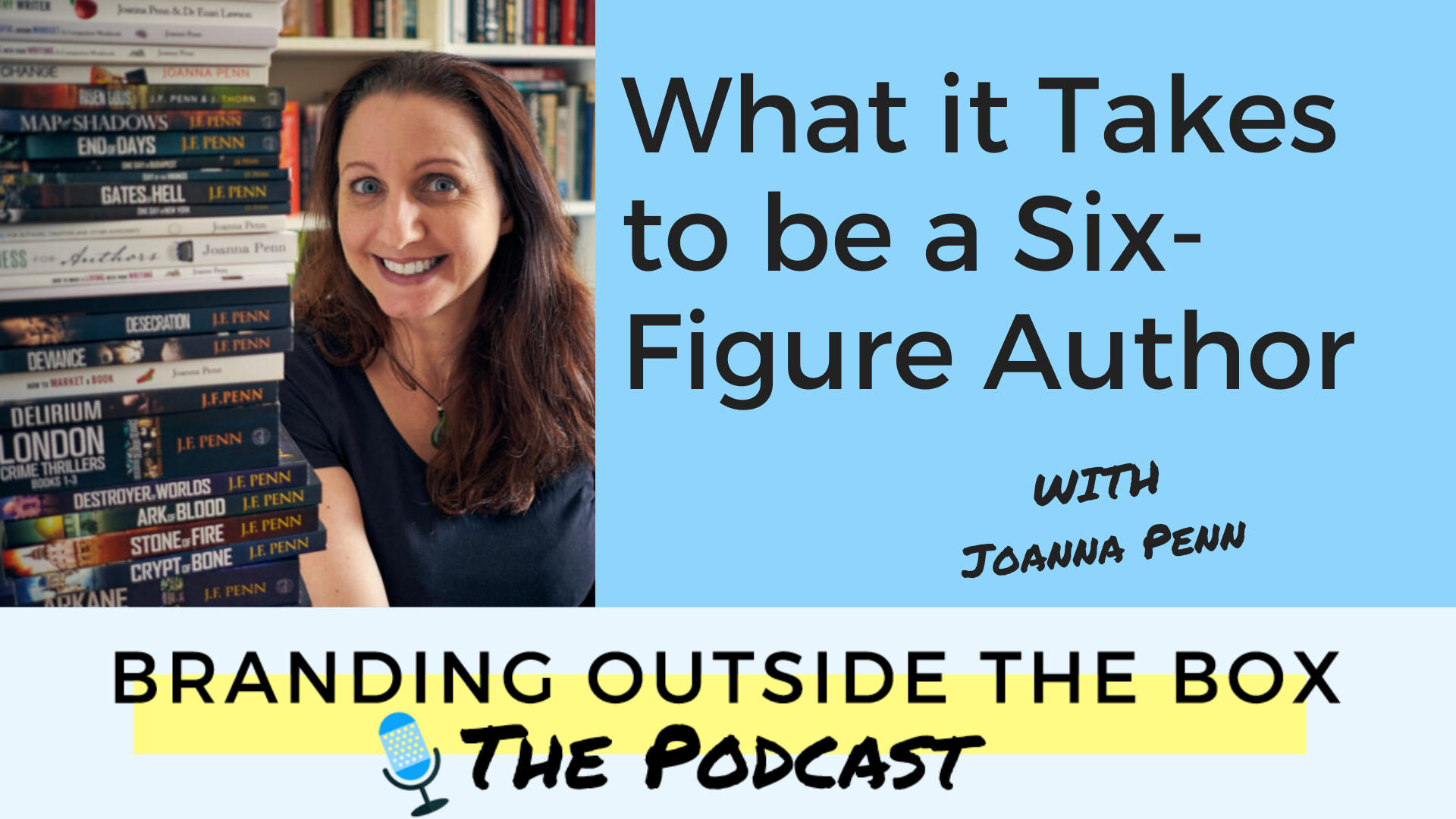 What it Takes to be a Six-Figure Author